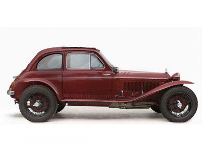 500 Alfa Romeo 6C