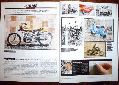 articolo su Cafe Art