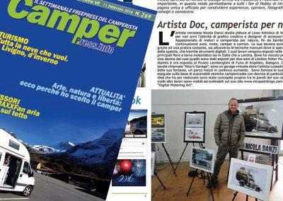 articolo su camperpress